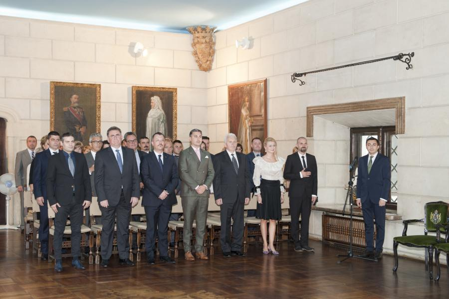 Supplier of the Royal House of Romania 29.06.2016