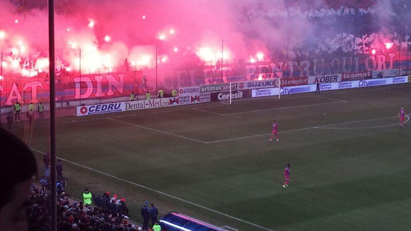 Steaua Dinamo Februarie 2014