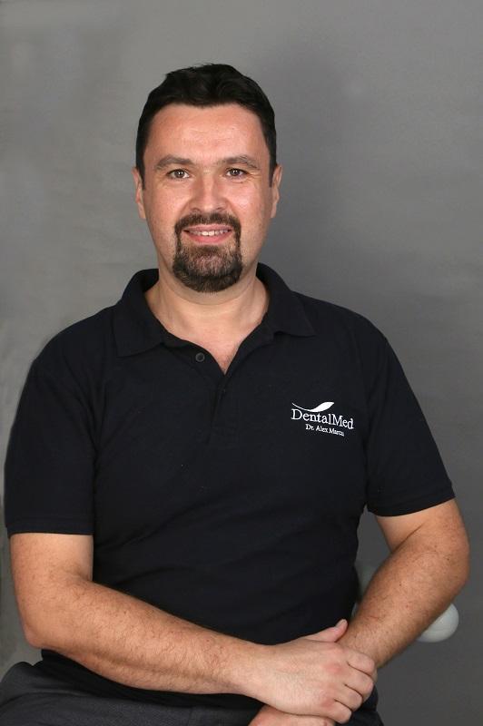 Alex Marcu
