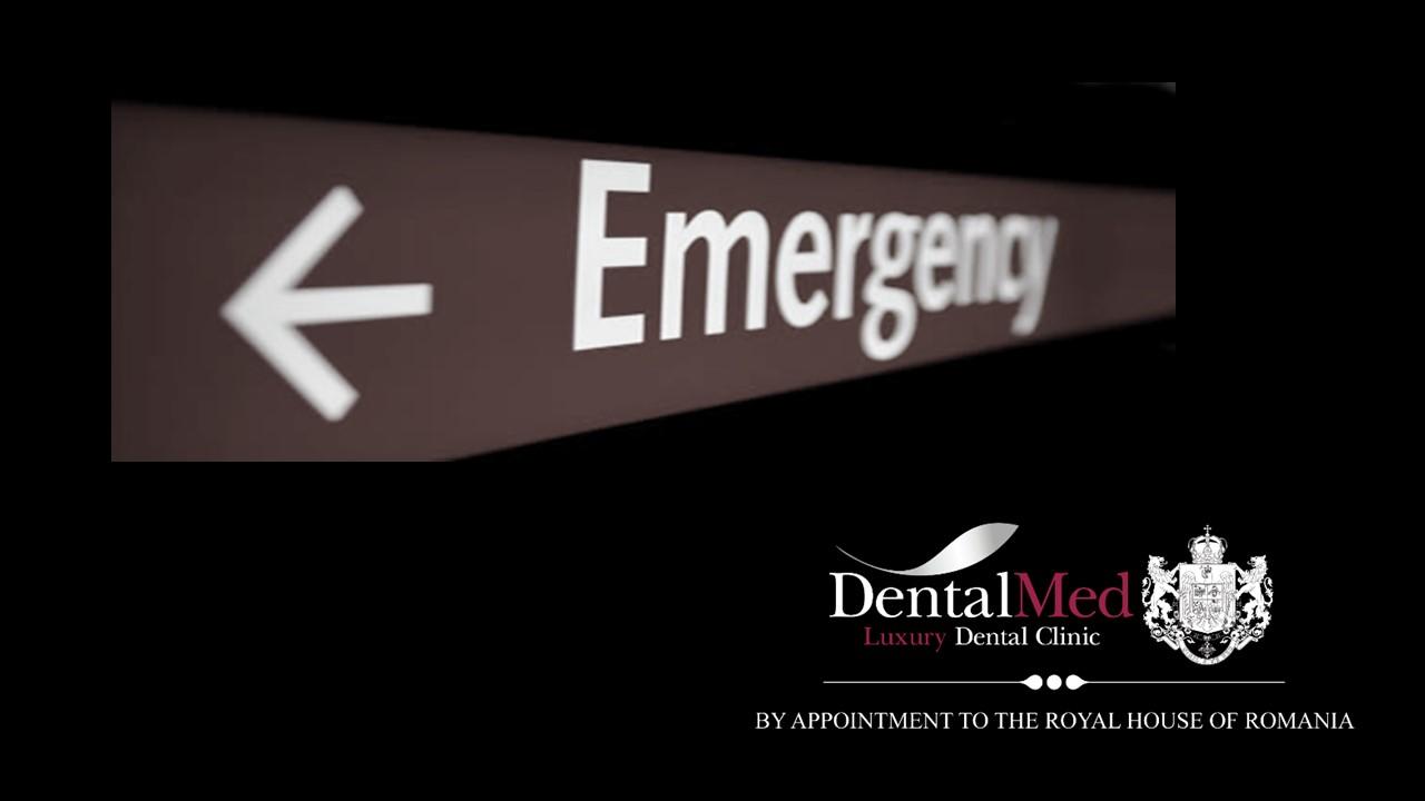 Serviciul de Stomatologie Non Stop. DentalMed Luxury Dental Clinic.