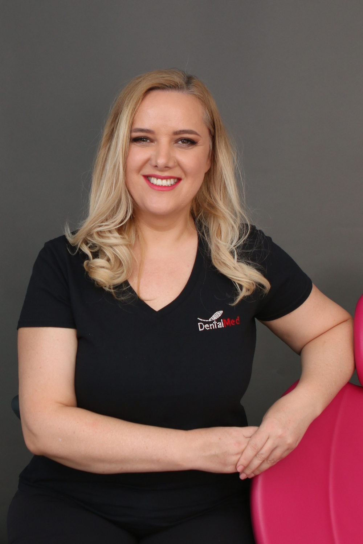 Dr. Cristina Mihai specialist ortodont