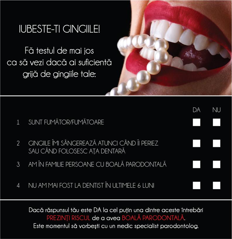 PARO QUIZ site Parodontoza Tratament