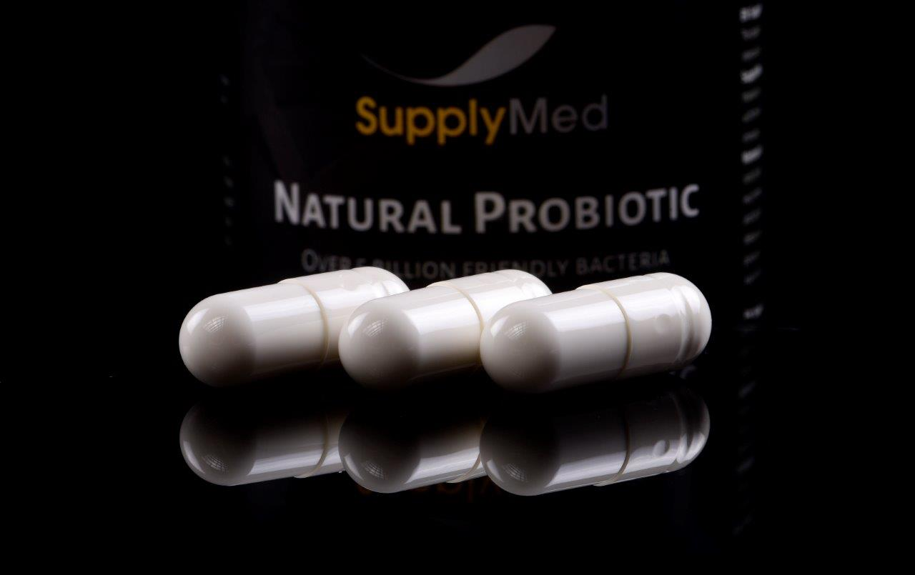 Natural Probiotic - contine Probiotics - recuperare dupa implant dentar