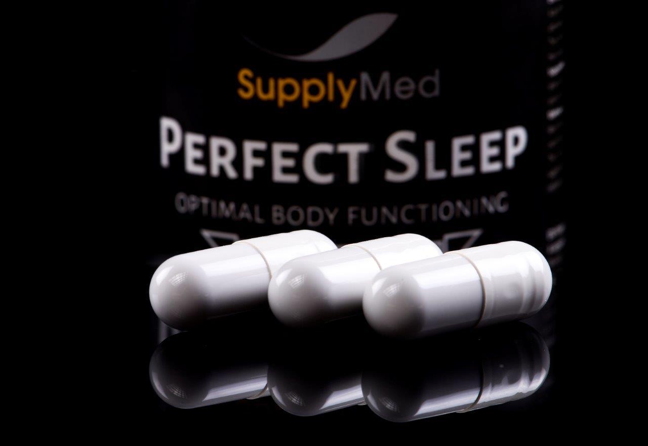 Perfect Sleep (Optimal Body Functioning) - contine Schisandra, Noni, Valeriana