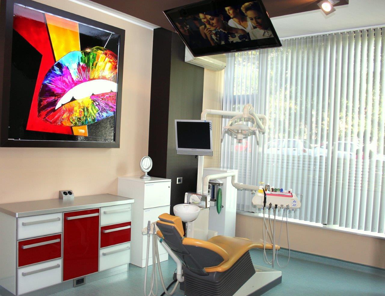 Cabinet stomatologic protetica