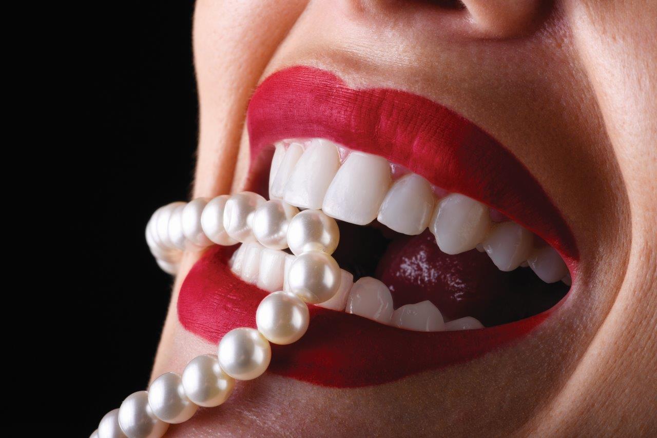 Fatete dentare perle