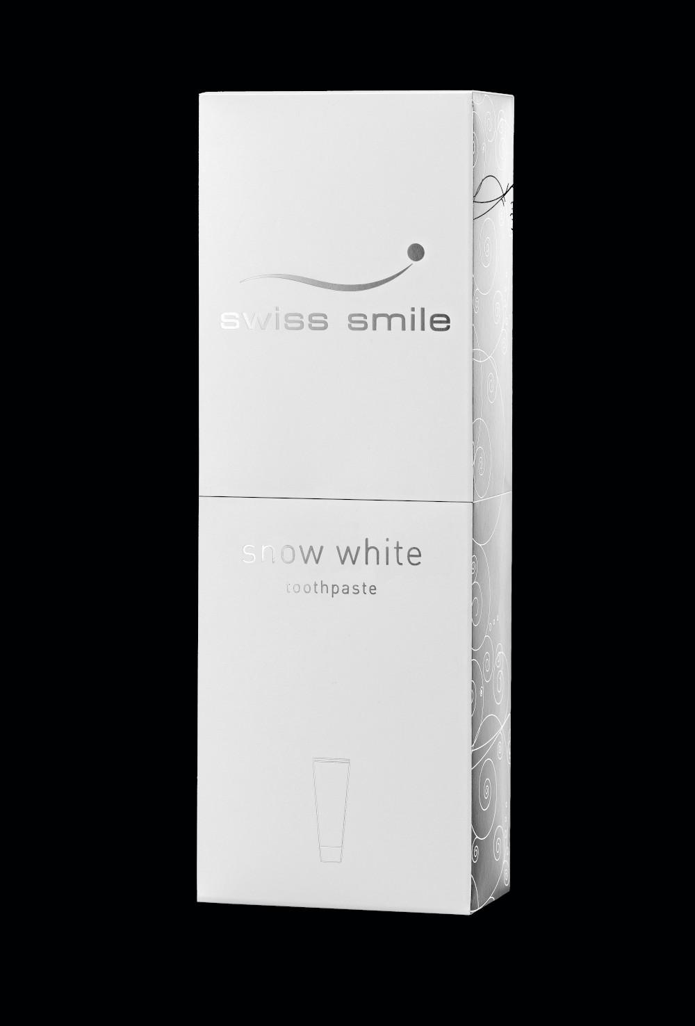 negru 91600002 snow Snow white pasta de dinti