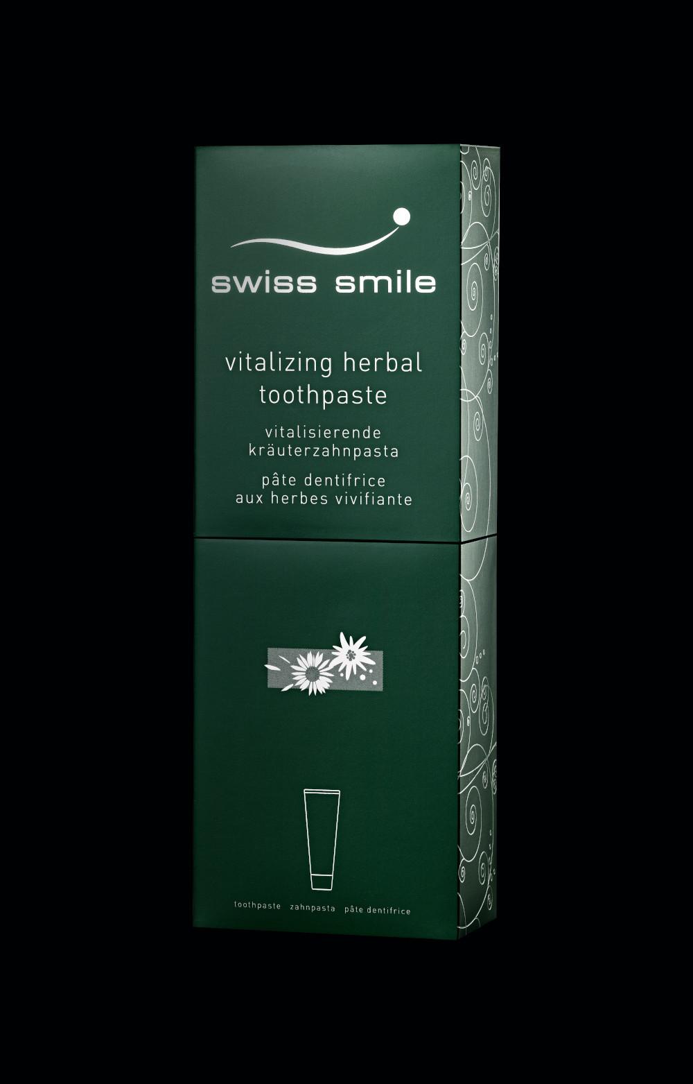negru Herbal bliss pasta de dinti fara fluor
