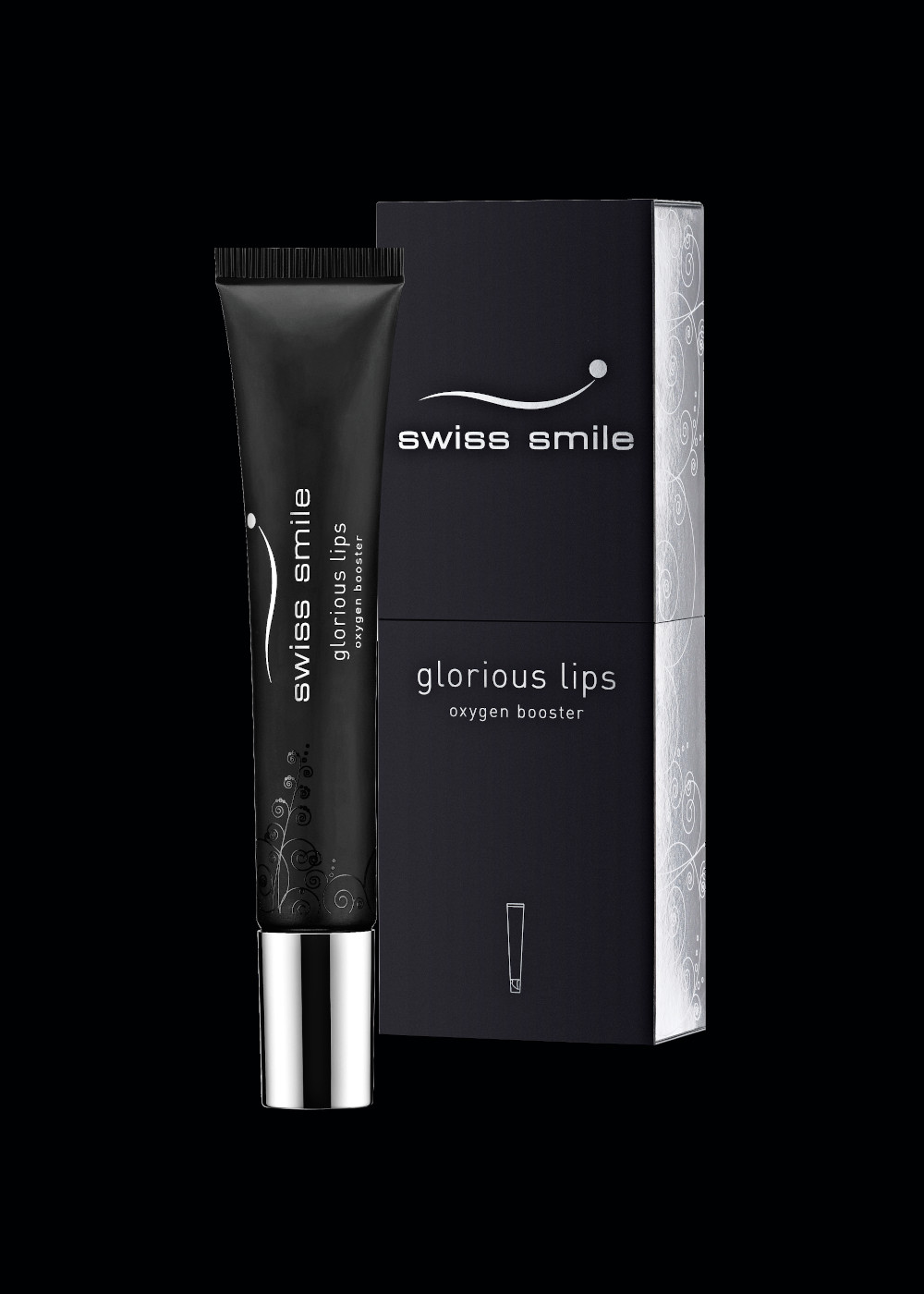 negru Glorious lips