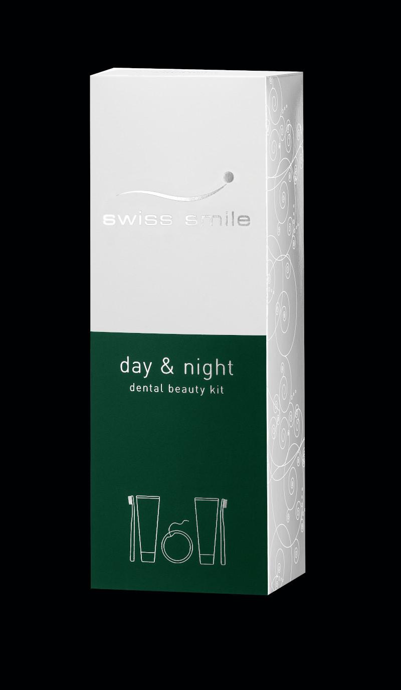 set de zi si de noapte pentru igiena si infrumusetarea dentara