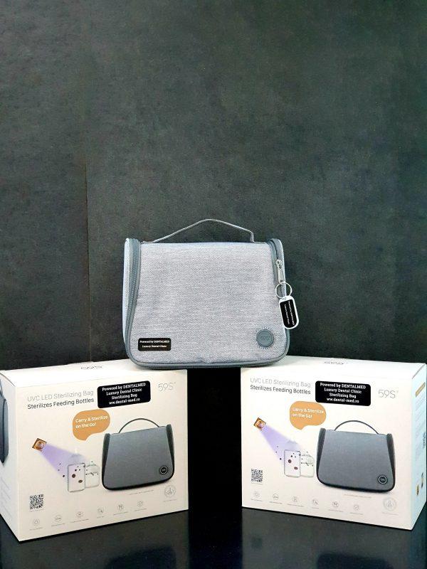 Geanta Sterilizare UV