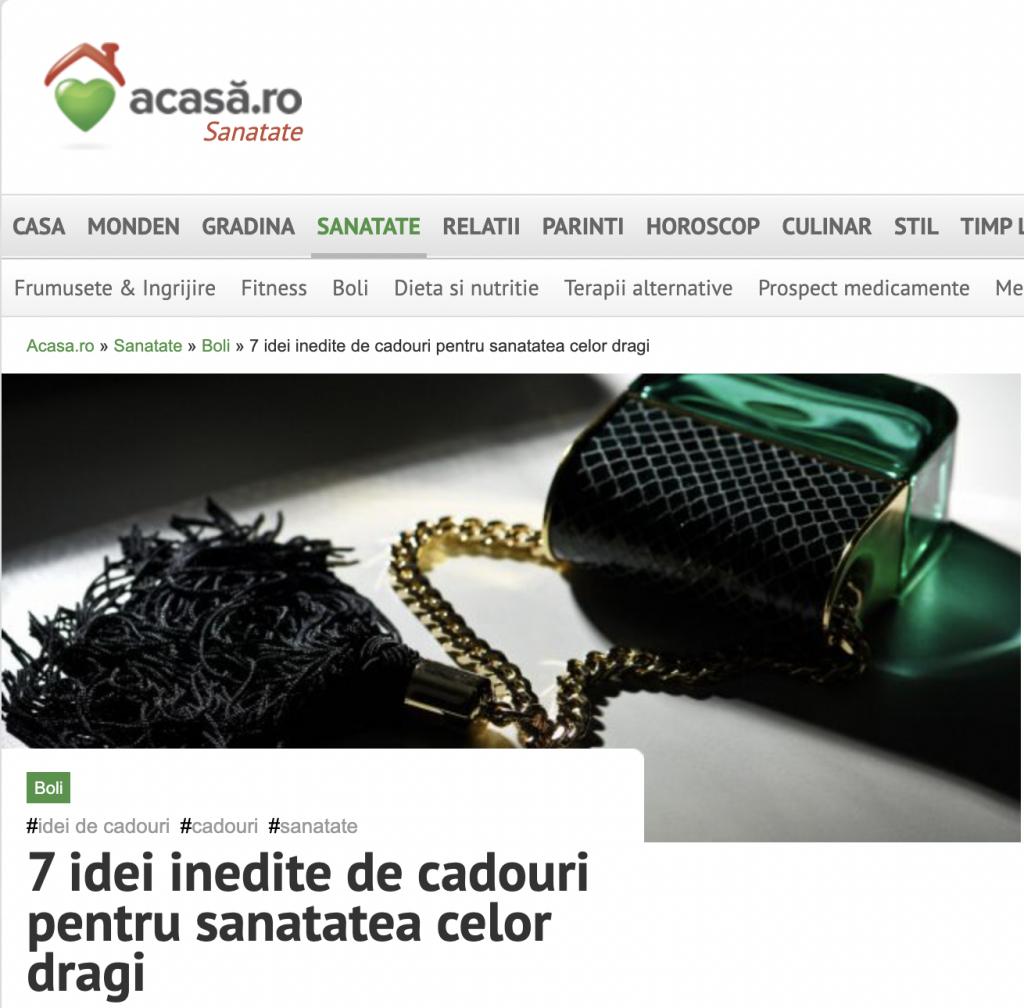 Aparitie DentalMed Acasa.ro