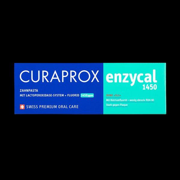 pasta de dinti enzycal 1450pp cu enzime si fluor 1 Pasta de dinti Enzycal 1450pp cu enzime si fluor