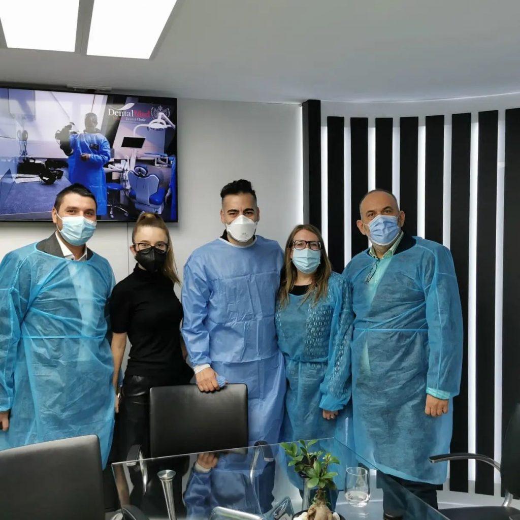 straumann2 DentalMed a devenit Partener Expert STRAUMANN Switzerland