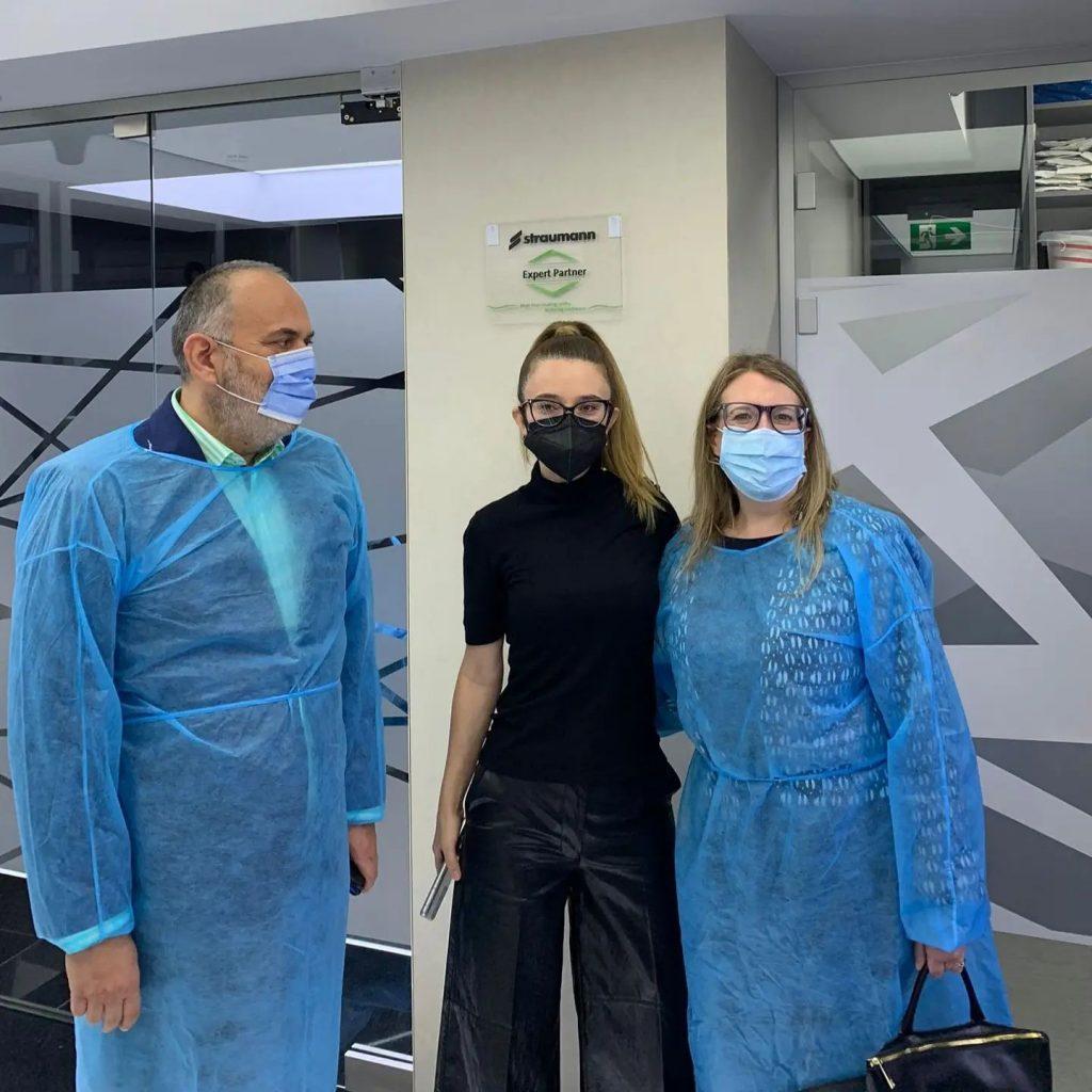 straumann3 DentalMed a devenit Partener Expert STRAUMANN Switzerland