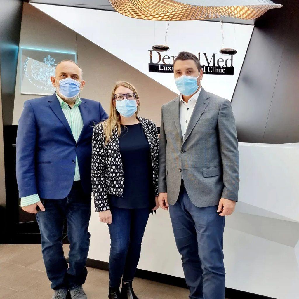 straumann4 DentalMed a devenit Partener Expert STRAUMANN Switzerland