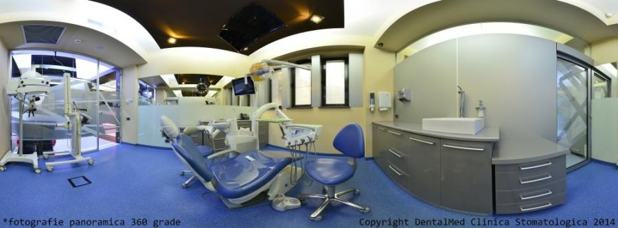 Dental unit ground floor