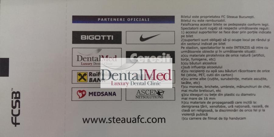 IMAG1224 DentalMed partener oficial FC Steaua