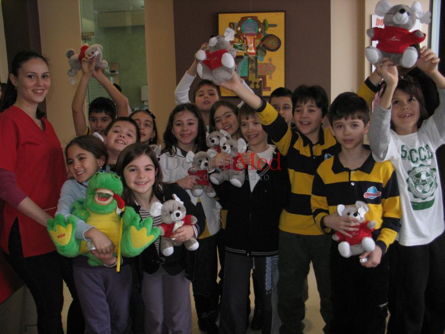 Happy Planet Kids School at DentalMed