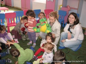 Visiting Top Kids Kindergarten Aprilie 2012