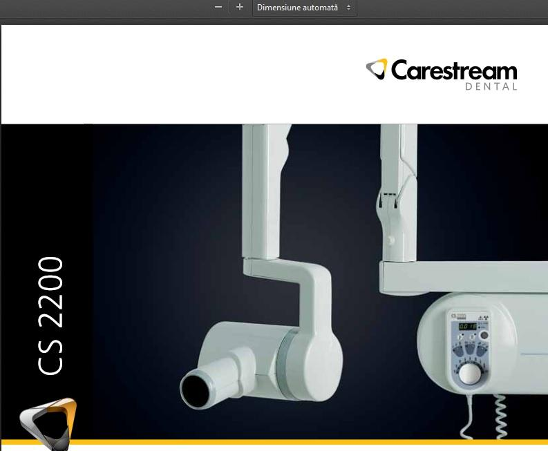 KODAK%20CARESTREAM%20CS%202200%202 Dotari imagistica dentara