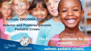 Zirconia Crowns NuSmile for Kids