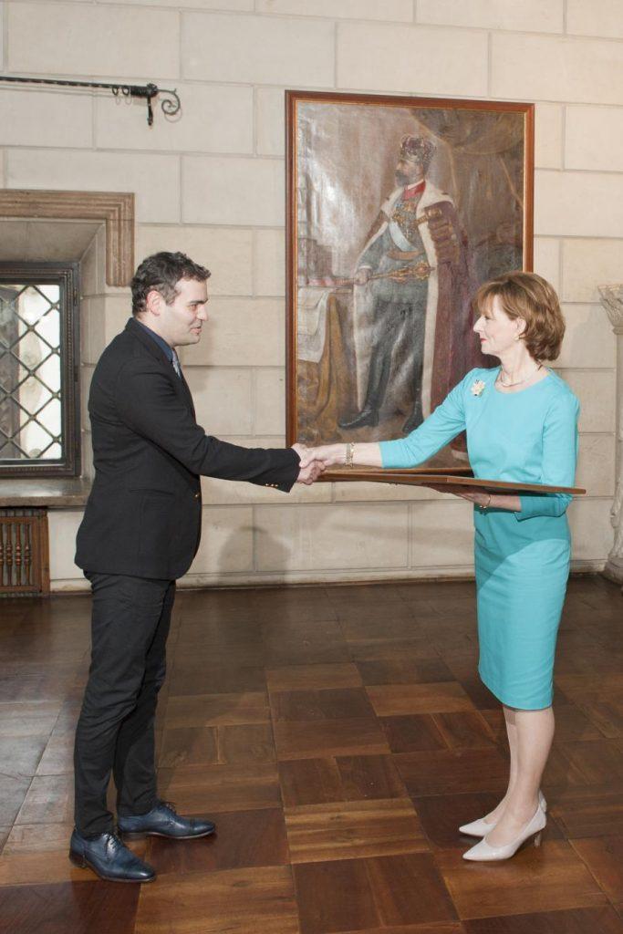 ASR Principesa Mostenitoare Margareta, Dragos Popescu General Manager DentalMed