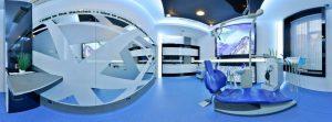 Dental unit ground floor