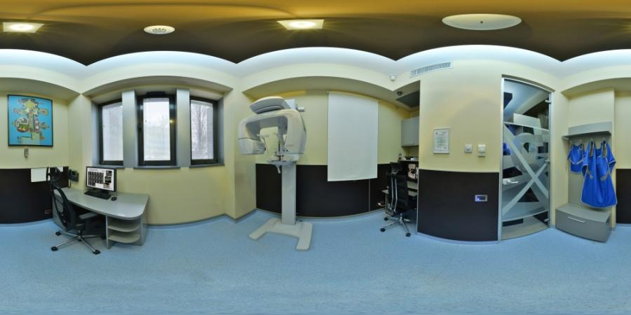 Dental imaging unit