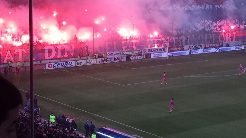 steaua dinamo feb2014 DentalMed partener oficial FC Steaua